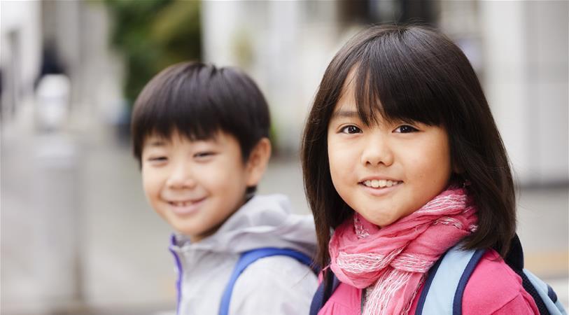 iStock_000015090921大图_日本儿童