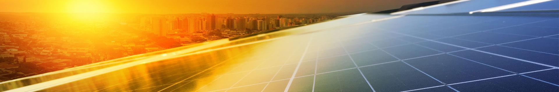 Erneuerbare Energien-Industrie-Hero
