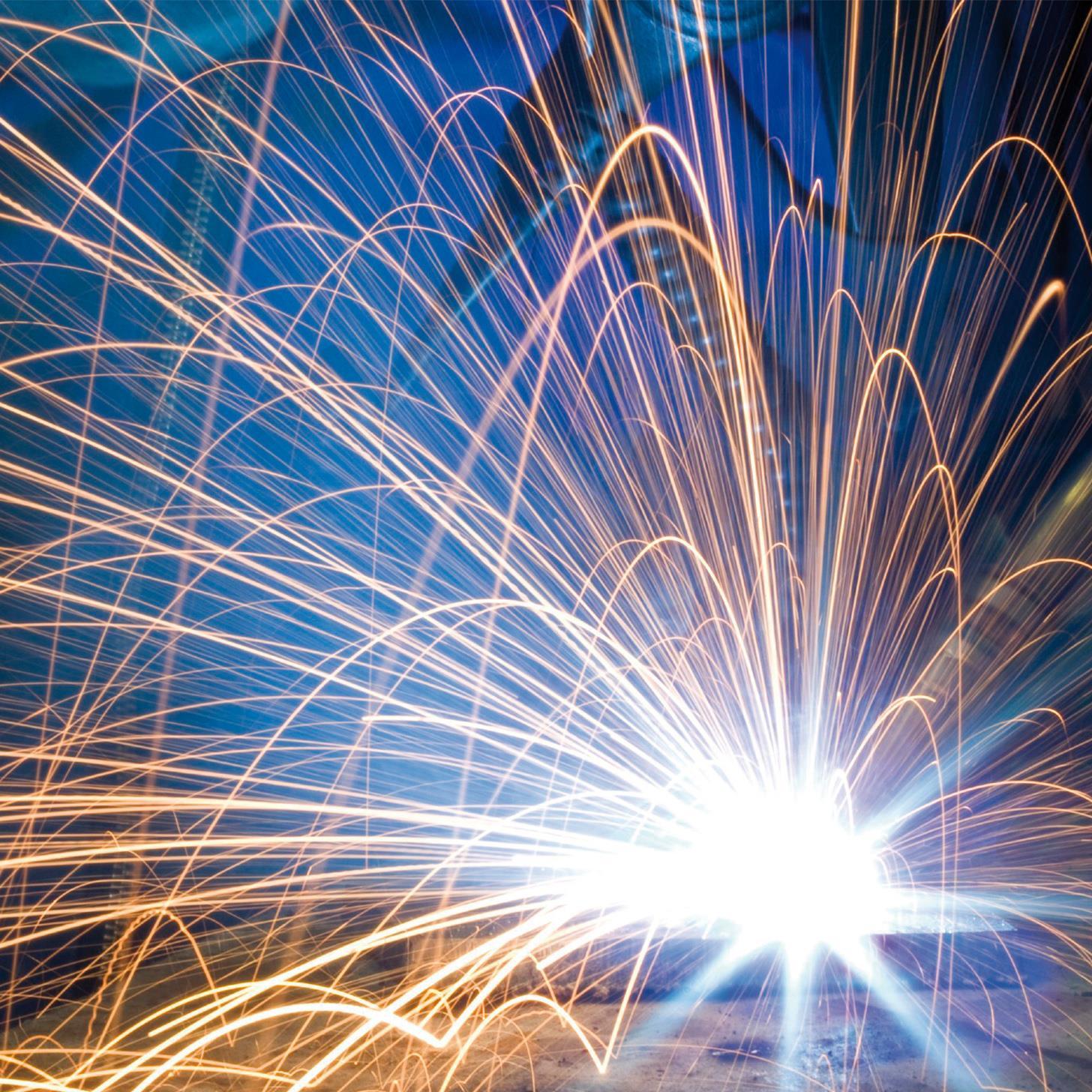 Lichtbogenschweißindustrie 1456x1456